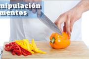 Curso Manipulación Alimentos