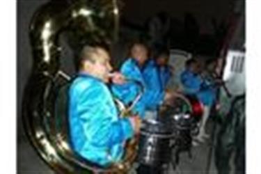 TAMBORAZO BAANDA 6 MUSICOS: en Los Angeles County