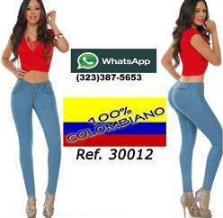 PANTALONES DE COLOMBIA $9.99 image 1