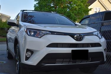 2017 Toyota RAV4 AWD XLE SUV en Los Angeles