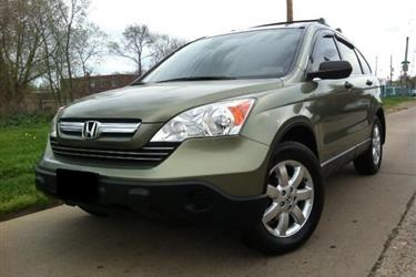 2007 HONDA CRV EX AWD en Los Angeles