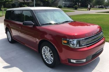 2013 Ford FLEX SEL SUV en Los Angeles