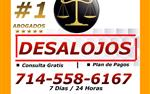 "[""] DESALOJOS LOS #1 en Orange County"