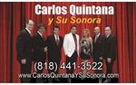 CARLOS QUINTANA Y SU SONORA en Orange County