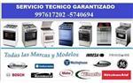 SERVICIO TECNICO PARA COCINAS en Lima