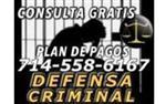 #1 EN DEFENSA CRIMINAL* en Los Angeles