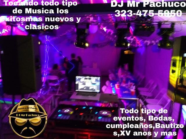 Dj Mr pachuco 5 horas image 4
