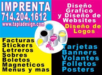 Servicios de Imprenta image 2