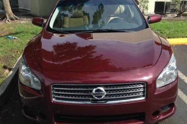 2010 Nissan Maxima SV en Los Angeles