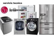 Servicio técnico LG 3016691929 en Santa Marta