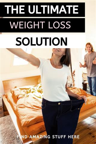 Ultimate Weight Loss Solution image 1