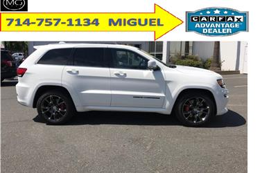 GRAND CHEROKEE SRT en Los Angeles
