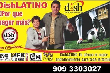 DISH, DIRECTV, SKY, INTERNET en Los Angeles County