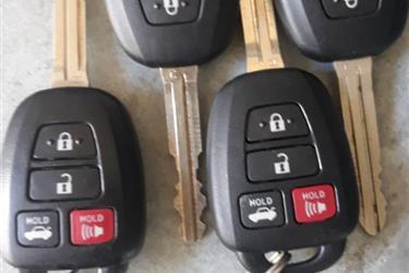Necesita llave para tu carro ? en Los Angeles