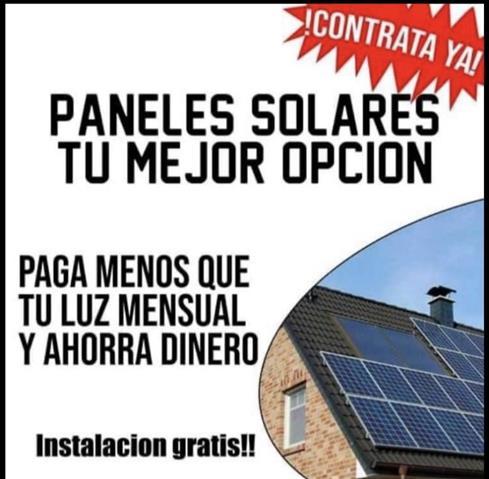 Paneles solares image 2