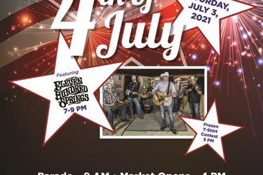 The Lake Cities Fourth of July en Dallas