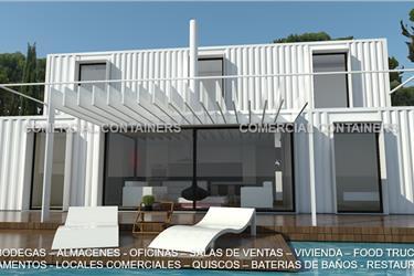 CASA EN CONTENEDORES en Bogota