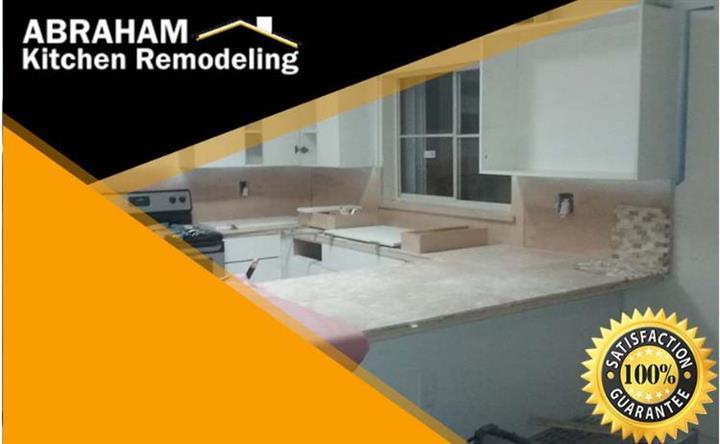 Abraham Kitchen Remodeling image 1