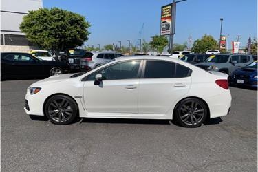 2017 Subaru WRX WRX Limited Se en Los Angeles County