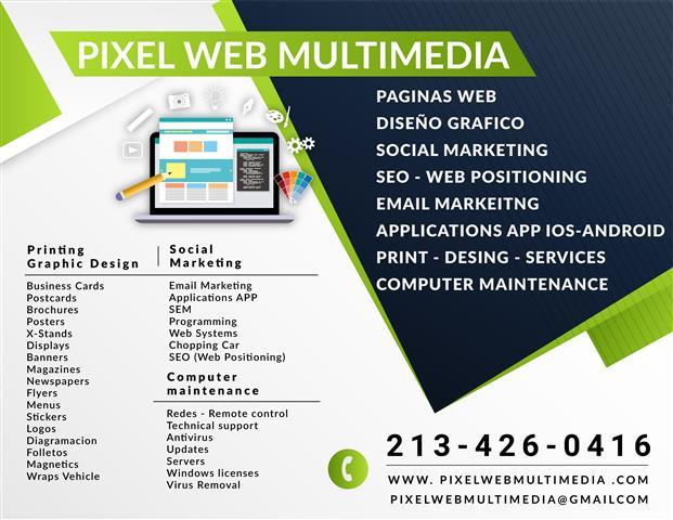 Diseñador de Sitios Web - SEO image 1