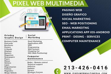 Diseñador de Sitios Web - SEO en Santa Barbara