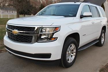 2015 Chevrolet TAHOE LT en Los Angeles
