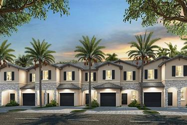 Townhomes nuevos Homestead FL en Miami