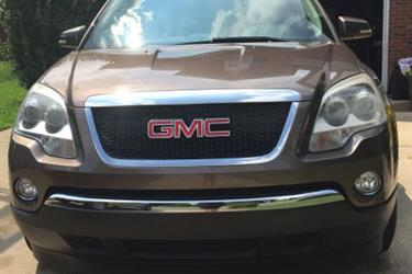 Acadia SLT, 2011 GMC -- SUV en Los Angeles