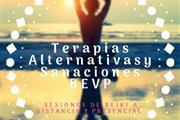 Terapias Alternativas y Sanaci