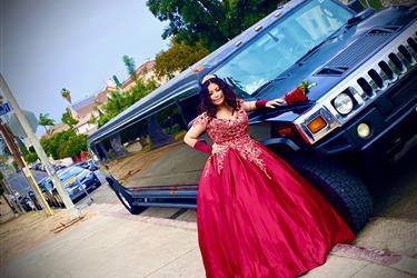 Hummer Escalade party bus $95h en Los Angeles
