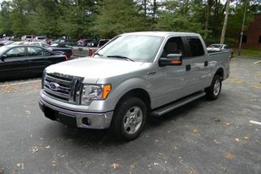 2010 Ford F150 XLT 4DR en Los Angeles