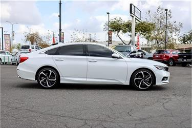 2018 Honda Accord Sport en Los Angeles County