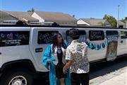 Hummer H2 Party bus Escalade