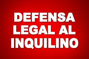 DEFENSA LEGAL DE INQUILINOS en Los Angeles County