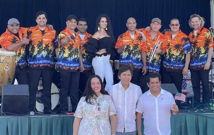Milanés Brothers Latin Band image 2