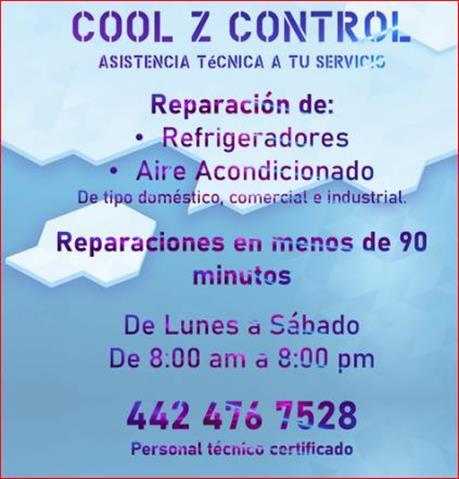 Cool Z Control Reparaciones image 3