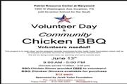 Volunteer Day and Community