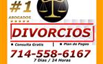 #1 OFICINA EN DIVORCIOS en Los Angeles County