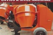 MEZCLADORAS PARA CONCRETO