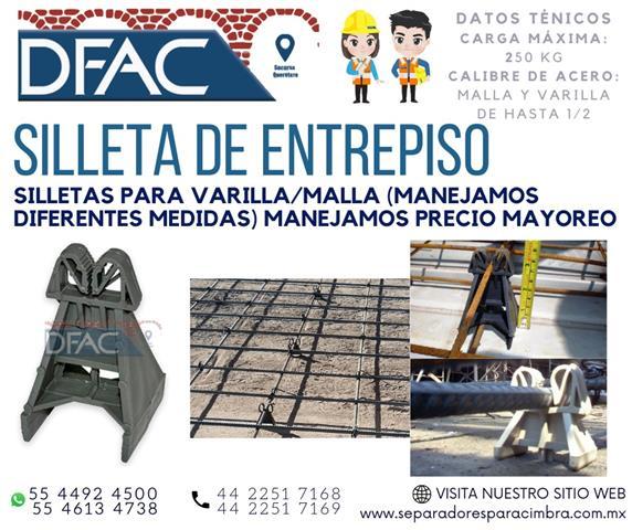 $1212 : SILLETA DE ENTREPISO image 1