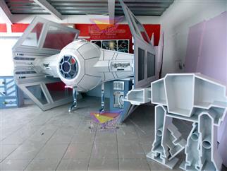 Recamaras de star wars image 1