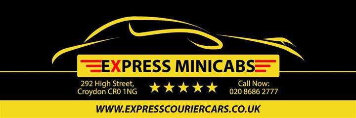 Express Minicabs Croydon Taxi image 1