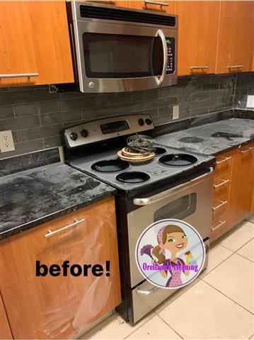 Orellana's Cleaning image 1