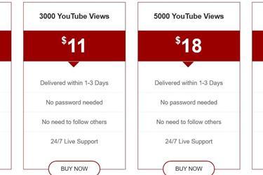 Buy Real YoTube Views en New York