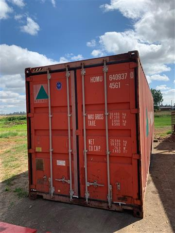20ft and 40ft Conex Containers image 1