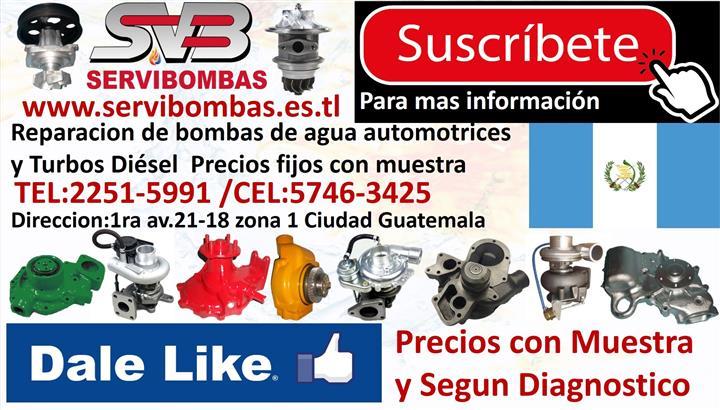 servibombas Guatemala image 8