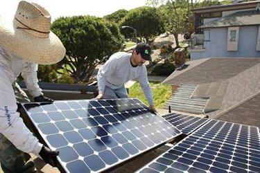 SOLAR PANELS REMOVE & SET BACK en Los Angeles
