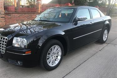 2010 Chrysler 300 Limited en Los Angeles