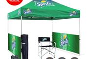 Stand out at trade shows and events with our cust