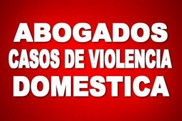 CASOS DE VIOLENCIA DOMESTICA en Los Angeles County
